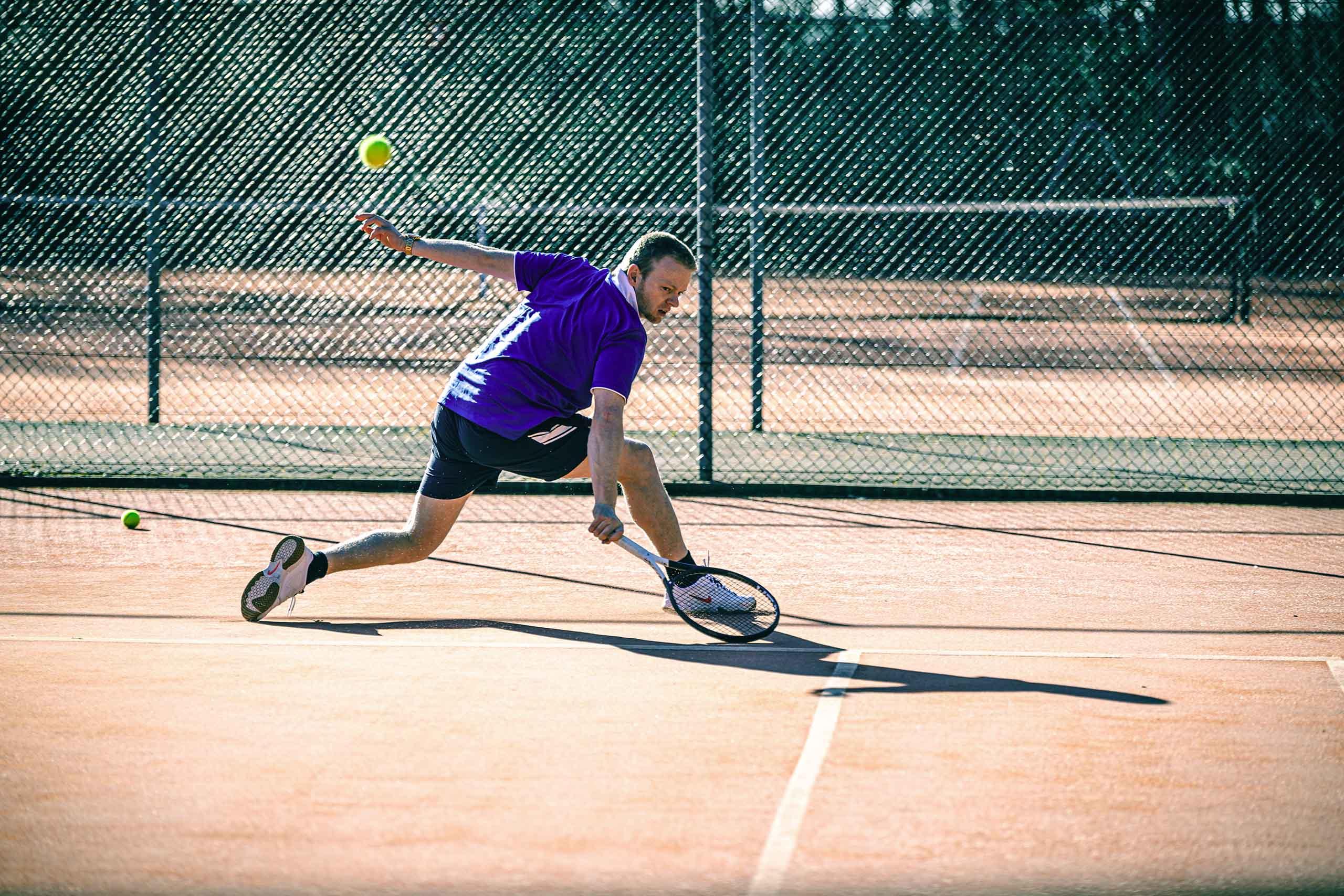 kreunen tennis