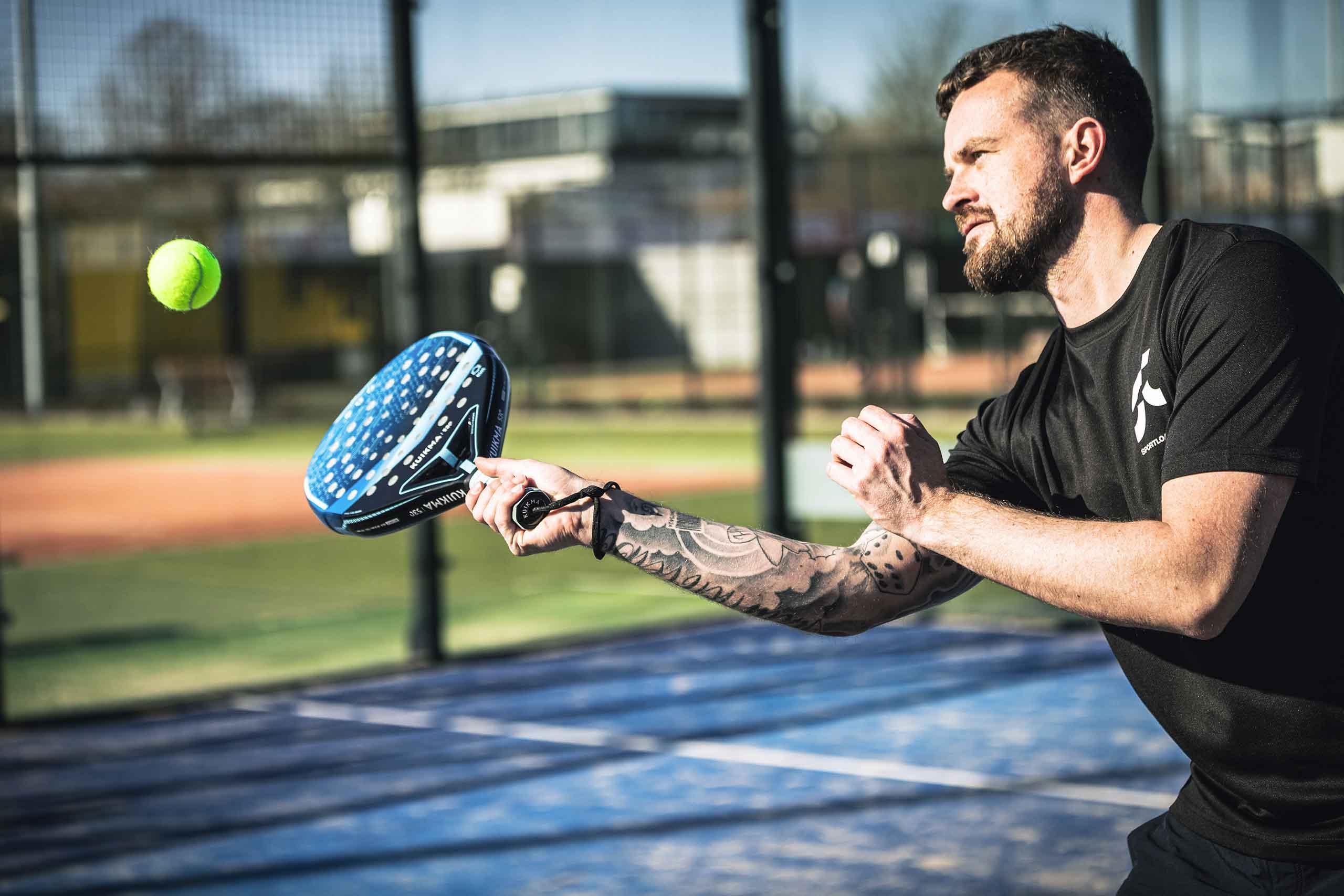 wat is padel tennis