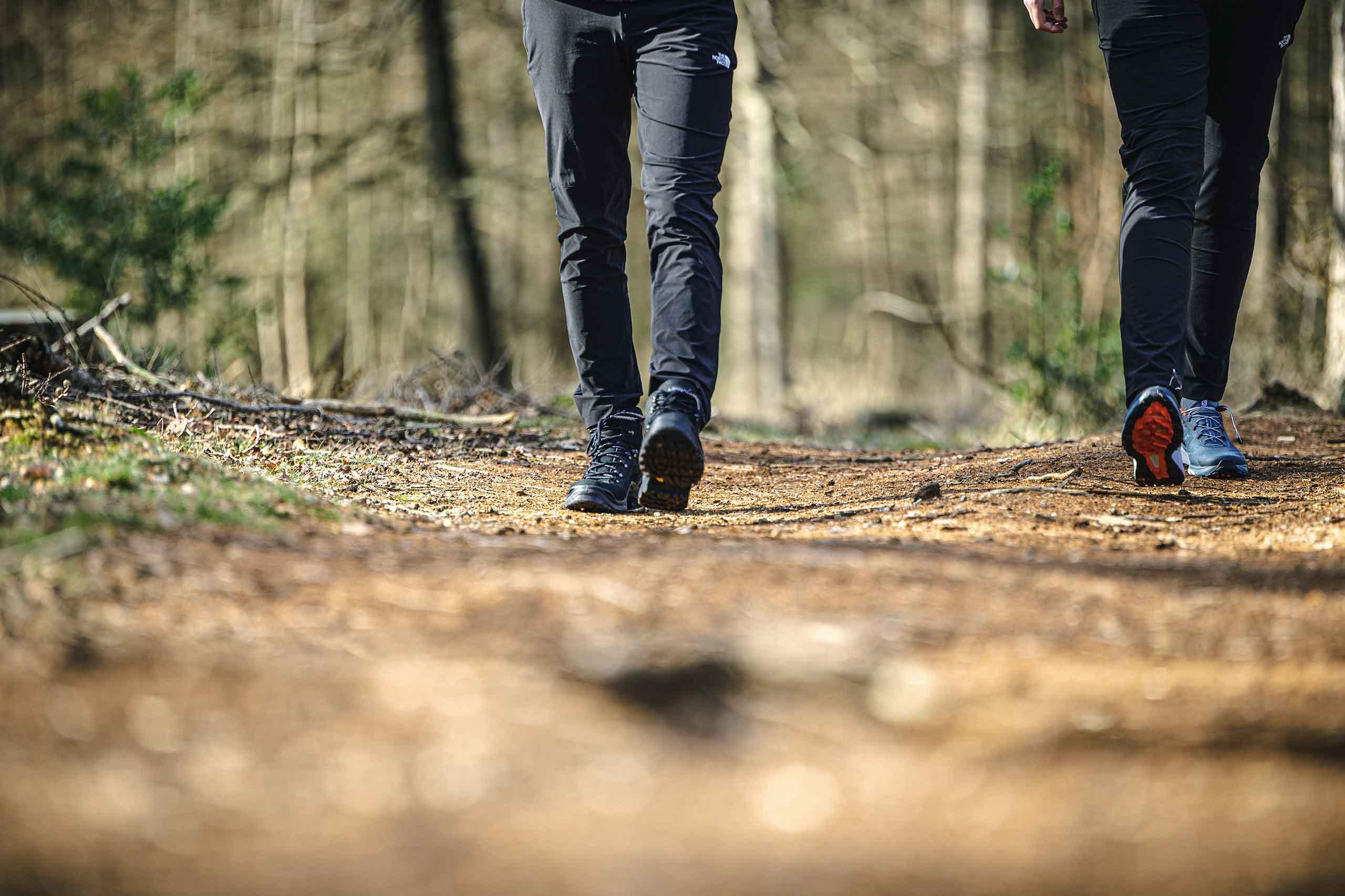 outdoor schoenen onderhouden