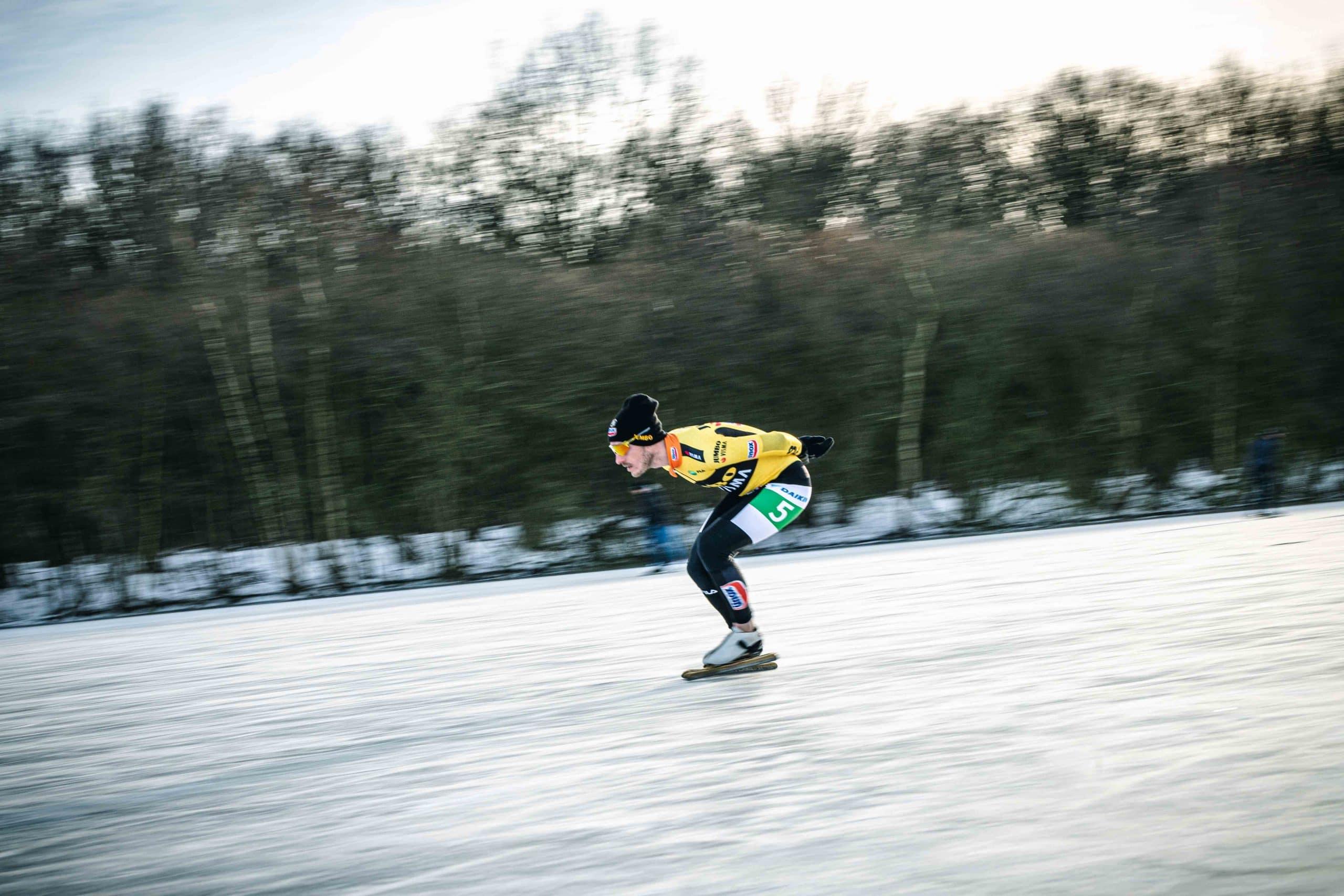 geschiedenis van schaatsen