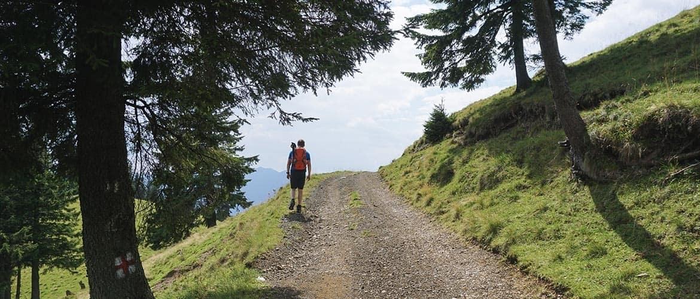 20km wandelen