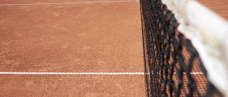 afmetingen en lengtes tennisveld