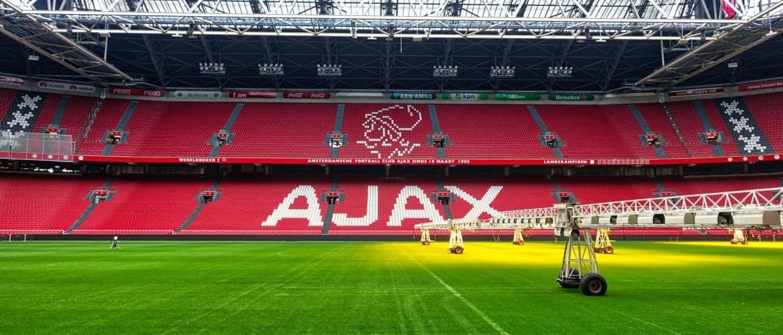 grootste stadions van Nederland