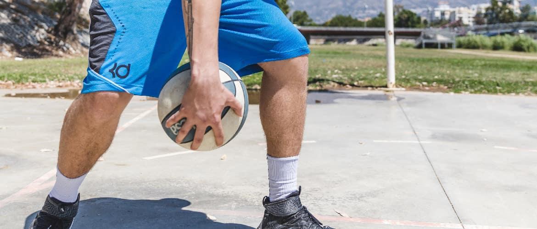 balbehandeling basketbal