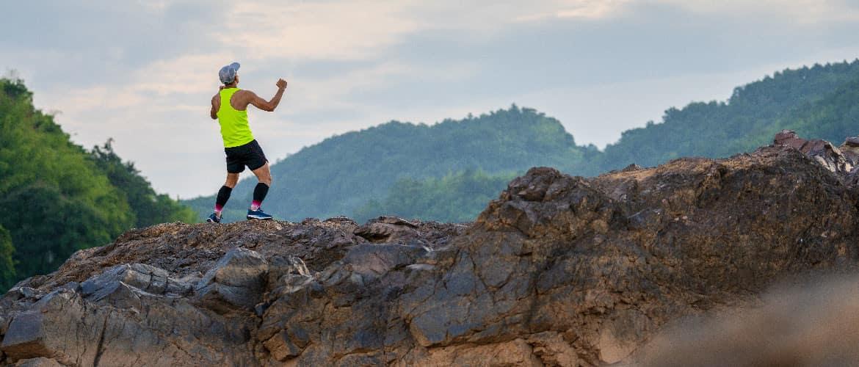 wat is trailrunning