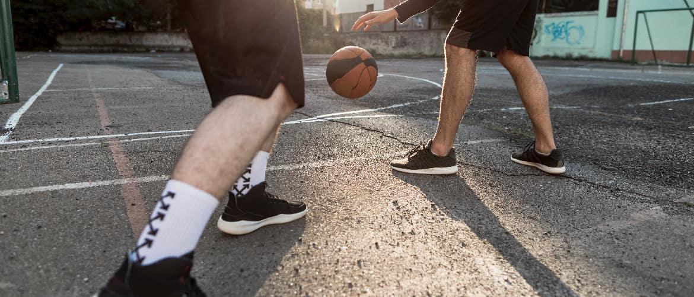 basketbaldribbel verbeteren