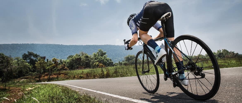 fietsbroek met zeem