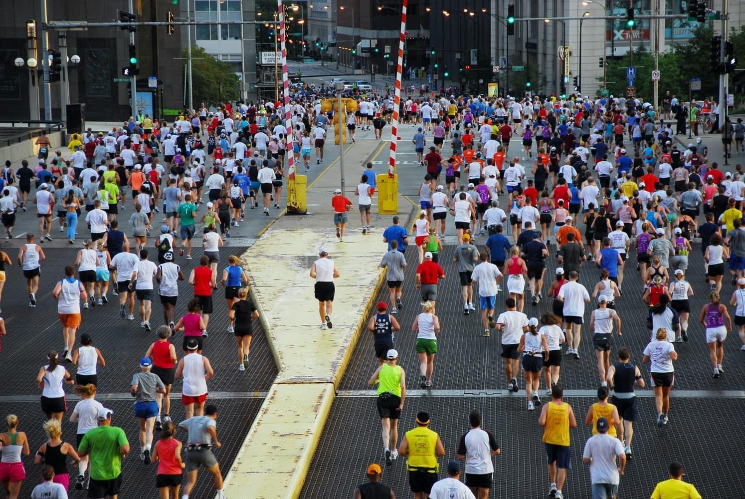 marathons in de wereld