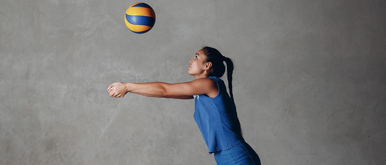 krachttraining volleybal