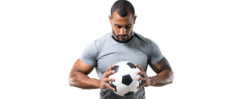 krachttraining voetballers