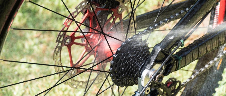 mountainbike schoonmaken