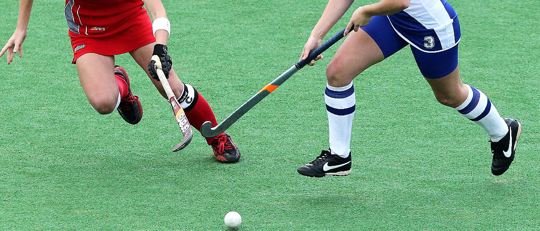 hockeystick onderhouden