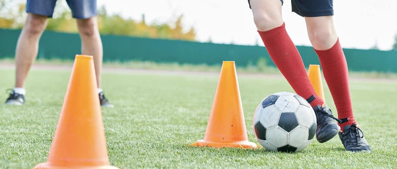 privétraining voetbal