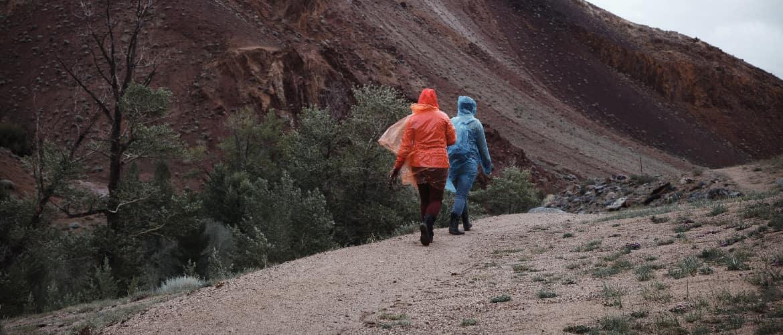 regenhoezen wandelschoenen