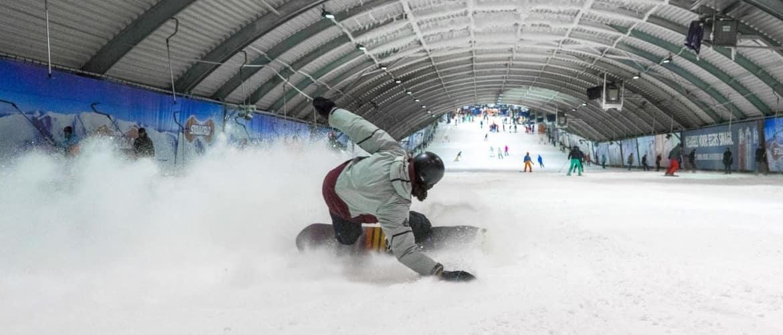 skihal nederland