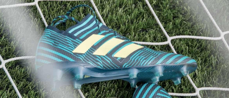 stank uit voetbalschoenen