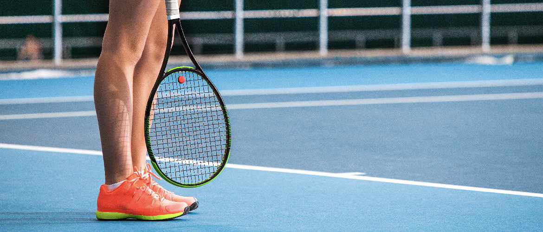demper in tennisracket