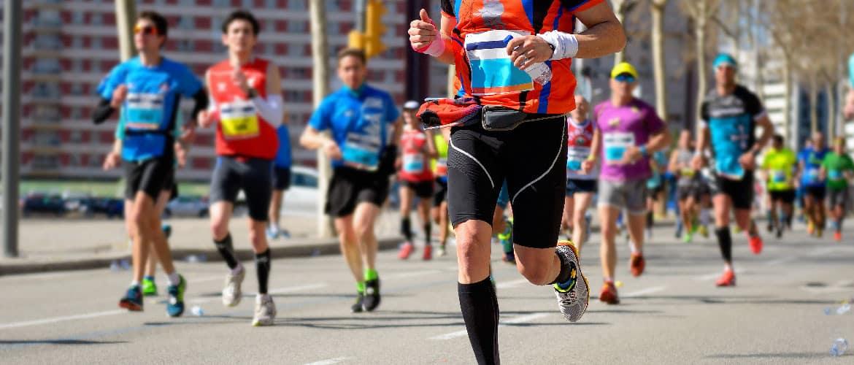 halve marathon lopen