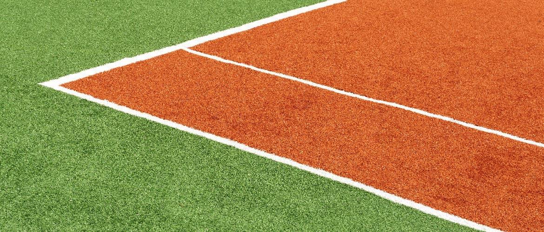 tennis op kunstgras