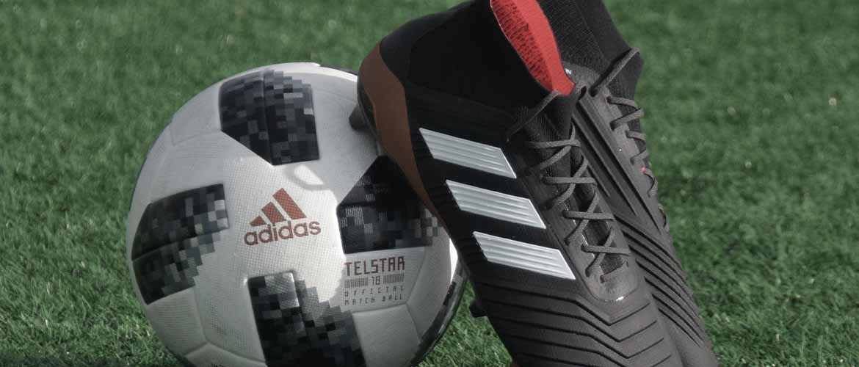 voetbalschoenen met sokje