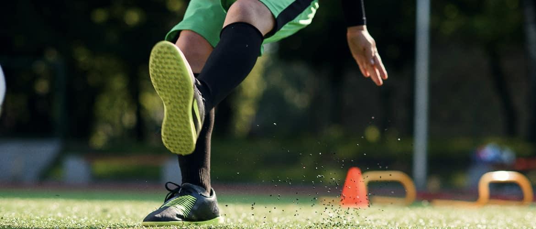 stift in voetbal