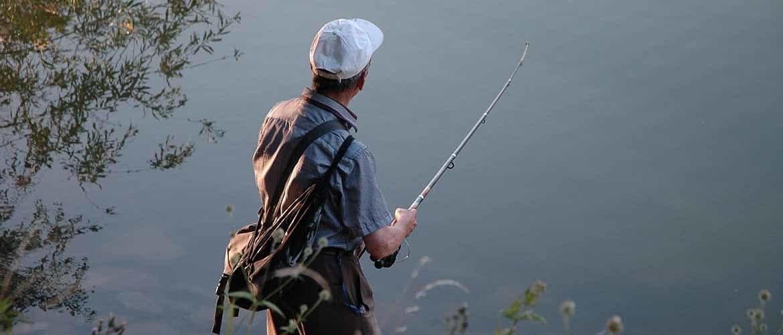 wat meenemen vissen
