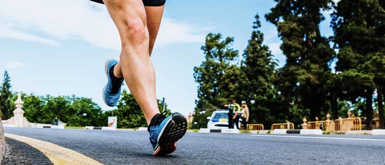 welke spieren hardlopen