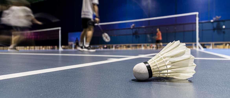 sets badminton