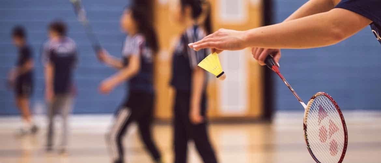 badminton regels