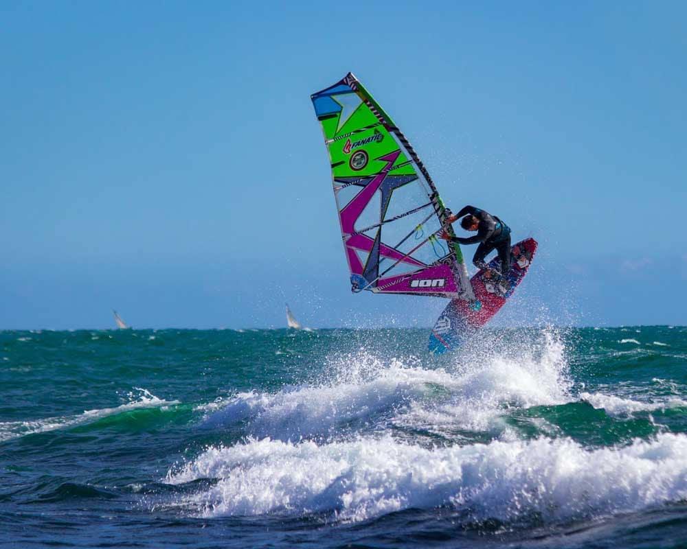 rs x windsurfklasse