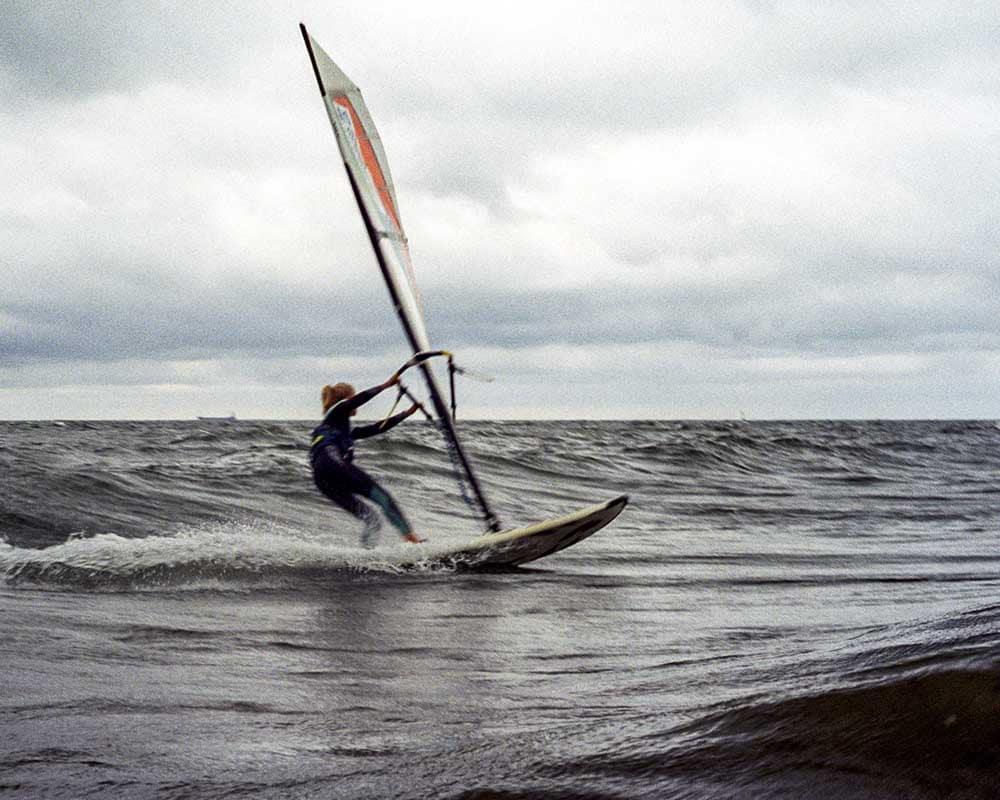 windkracht windsurfen