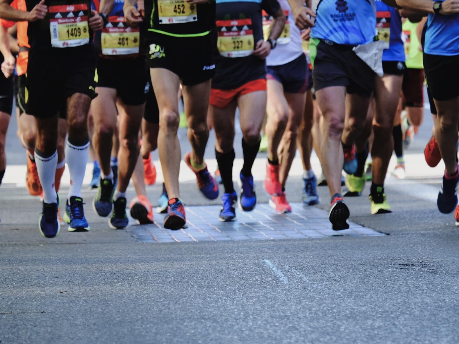 olympische marathon